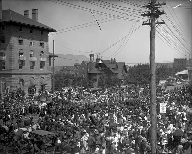 Antler Hotel President Roosevelt