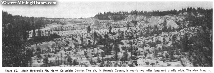 Main Hydraulic Pit, North Columbia District