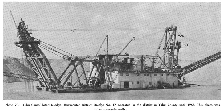 Yuba Consolidated Dredge