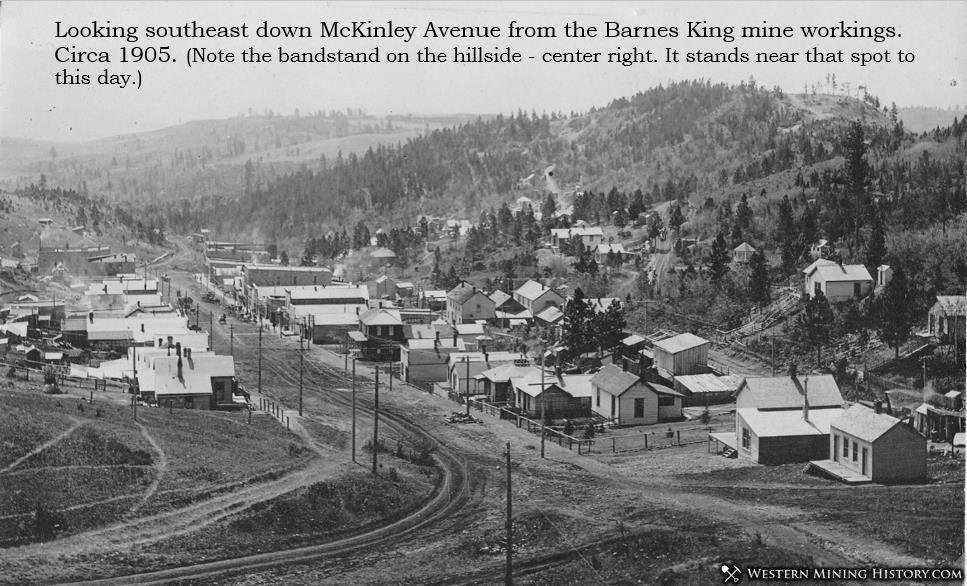 Kendall, Montana ca. 1905