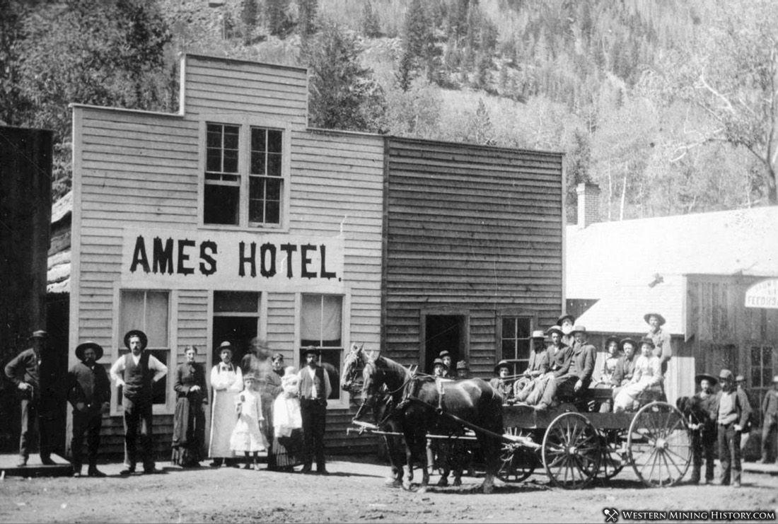 Ames, Colorado Hotel