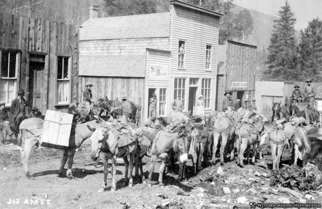 Ames, Colorado ca. 1880s