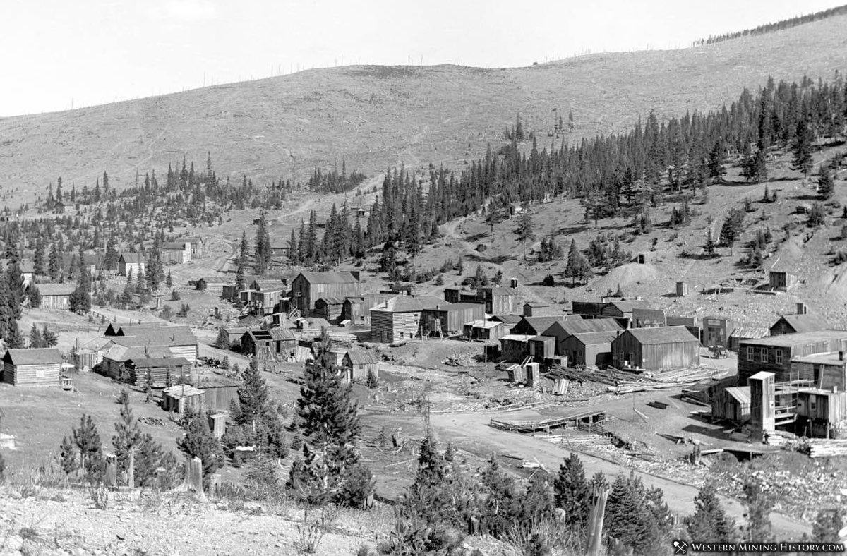 Apex, Colorado ca. 1900