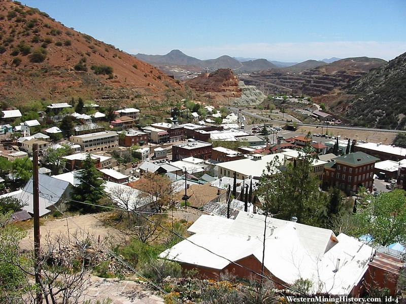 Featured Mining Town: Bisbee, Arizona