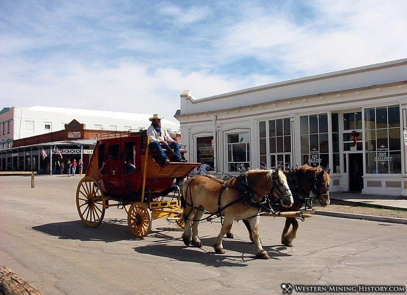 Featured Mining Town: Tombstone, Arizona