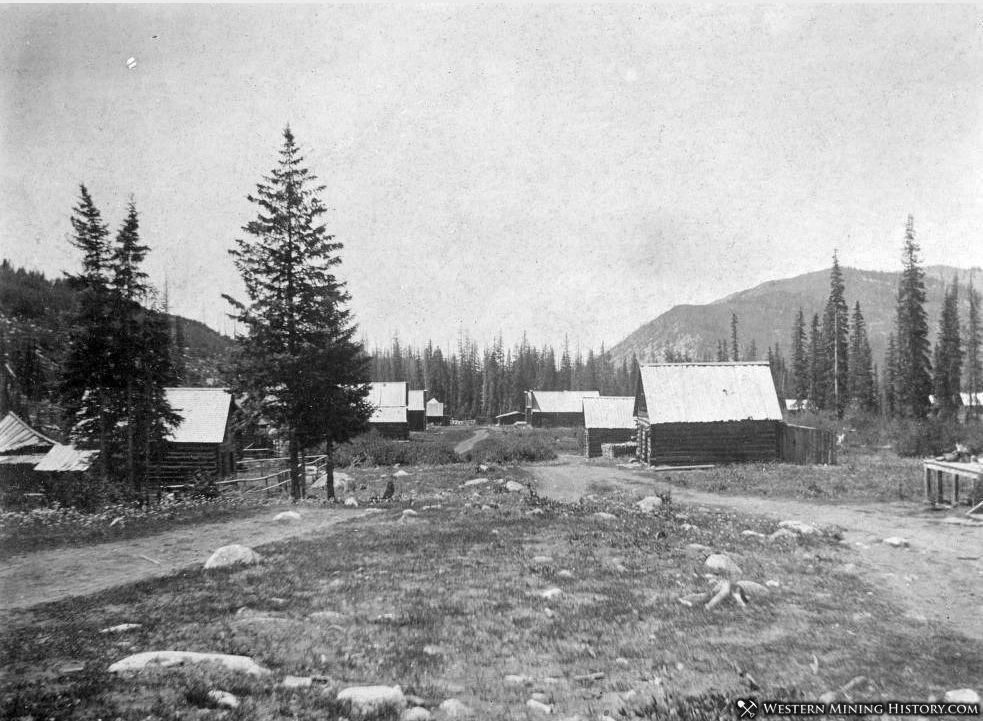 Ashcroft Colorado Late 1800s
