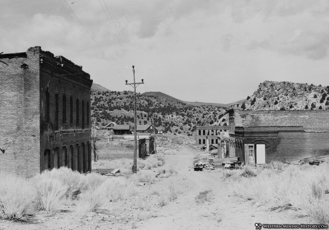 Aurora, Nevada ca. 1940