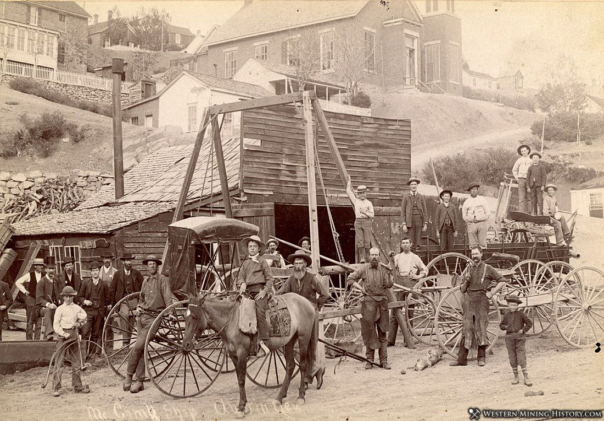 Featured Mining Town: Austin, Nevada