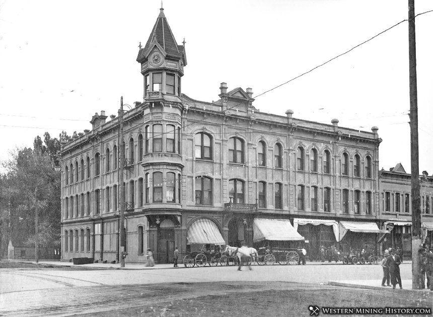 Geiser Grand Hotel - Baker City, Oregon
