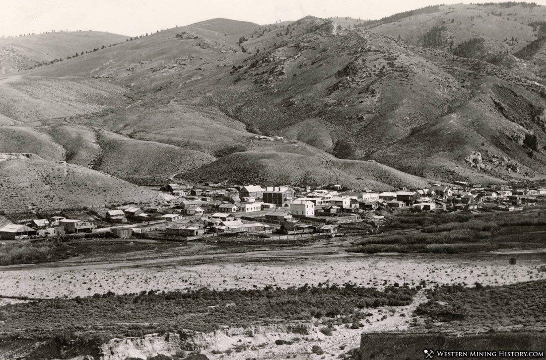 Bannack Montana ca. 1890