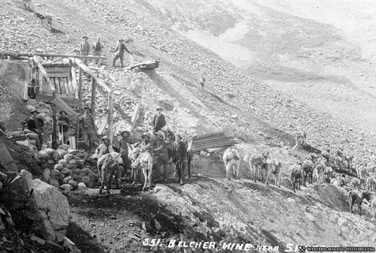 Belcher Mine