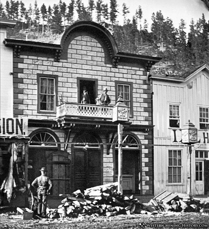 Bella Union Theater 1877