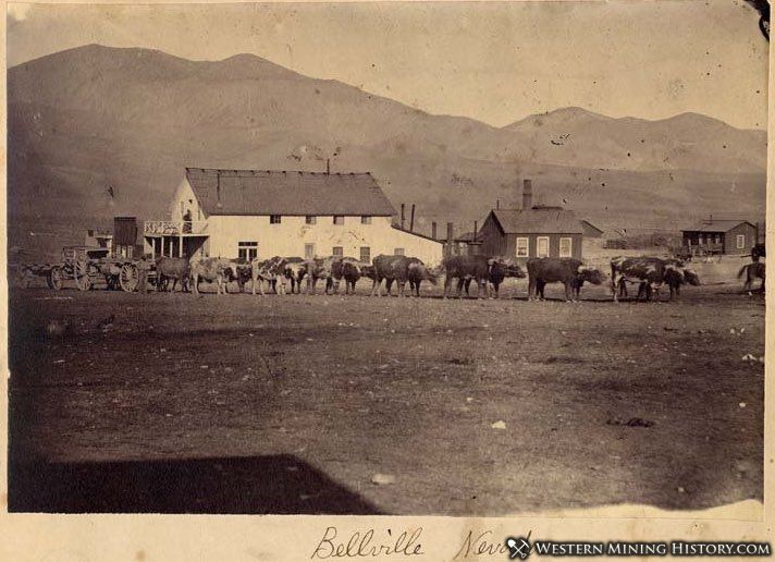 Belleville Nevada ca. 1880