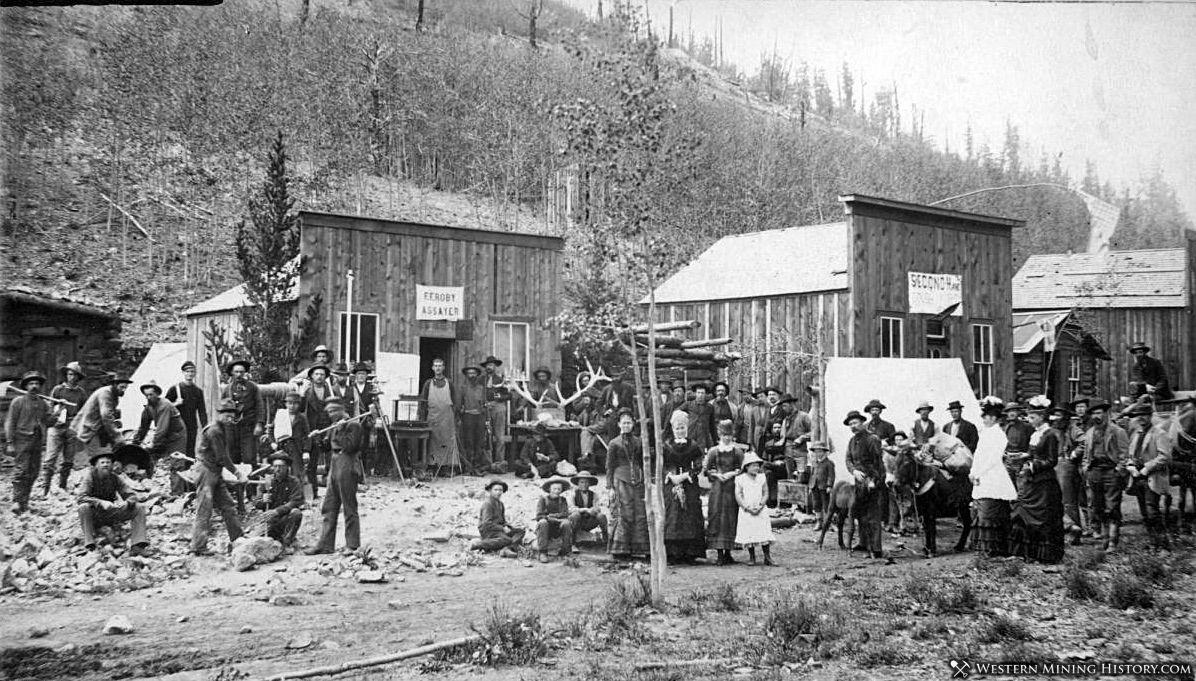 Bonanza, Colorado 1880s