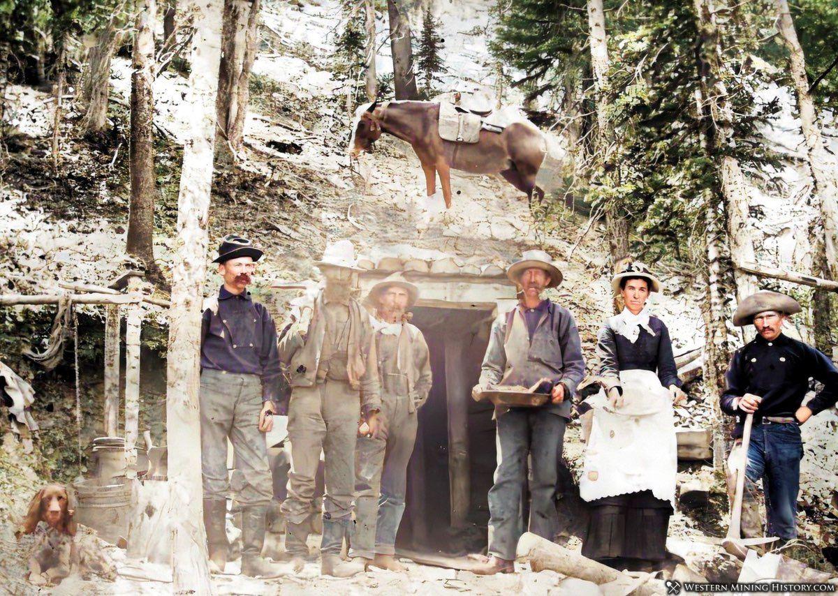 Boss mine Breckenredige Colorado