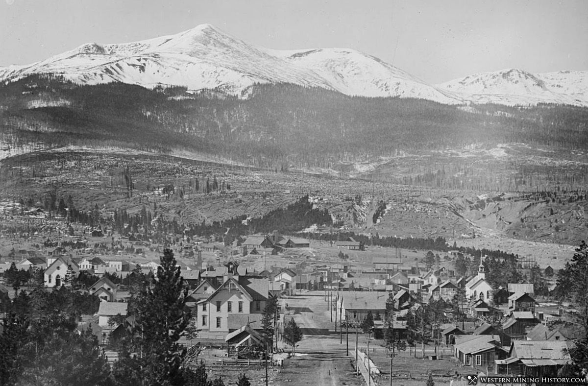 Breckenridge, Colorado 1890s