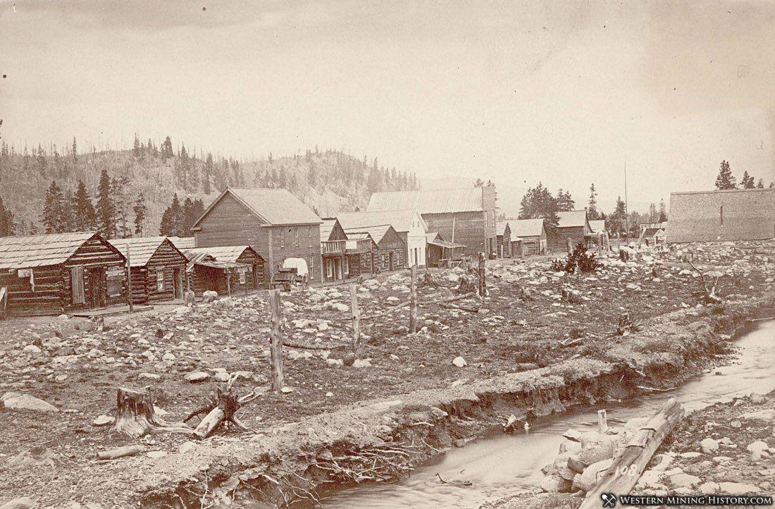 Breckenridge, Colorado ca. 1860s