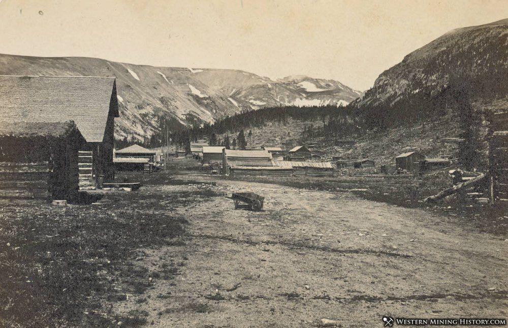 Buckskin Joe in 1864