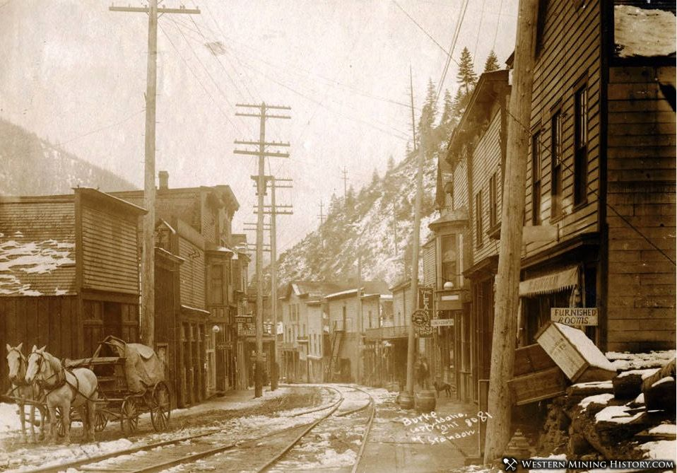 Burke, Idaho 1910