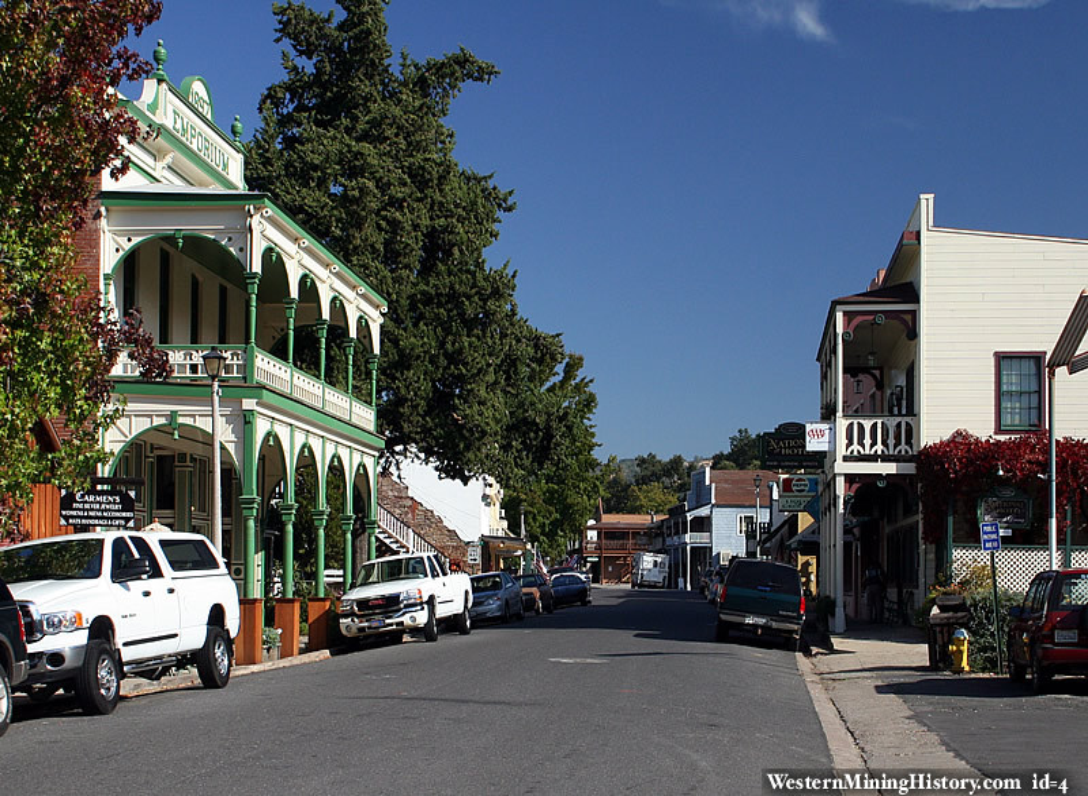 Jamestown California