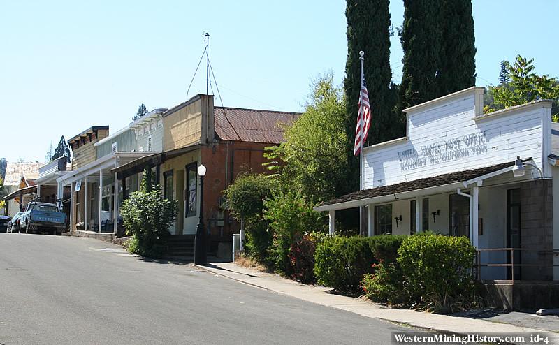Mokelumne Hill California