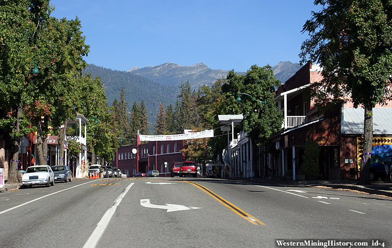 Featured Mining Town: Weaverville, California