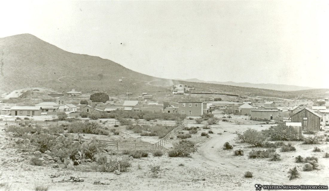 Charleston, Arizona 1880s