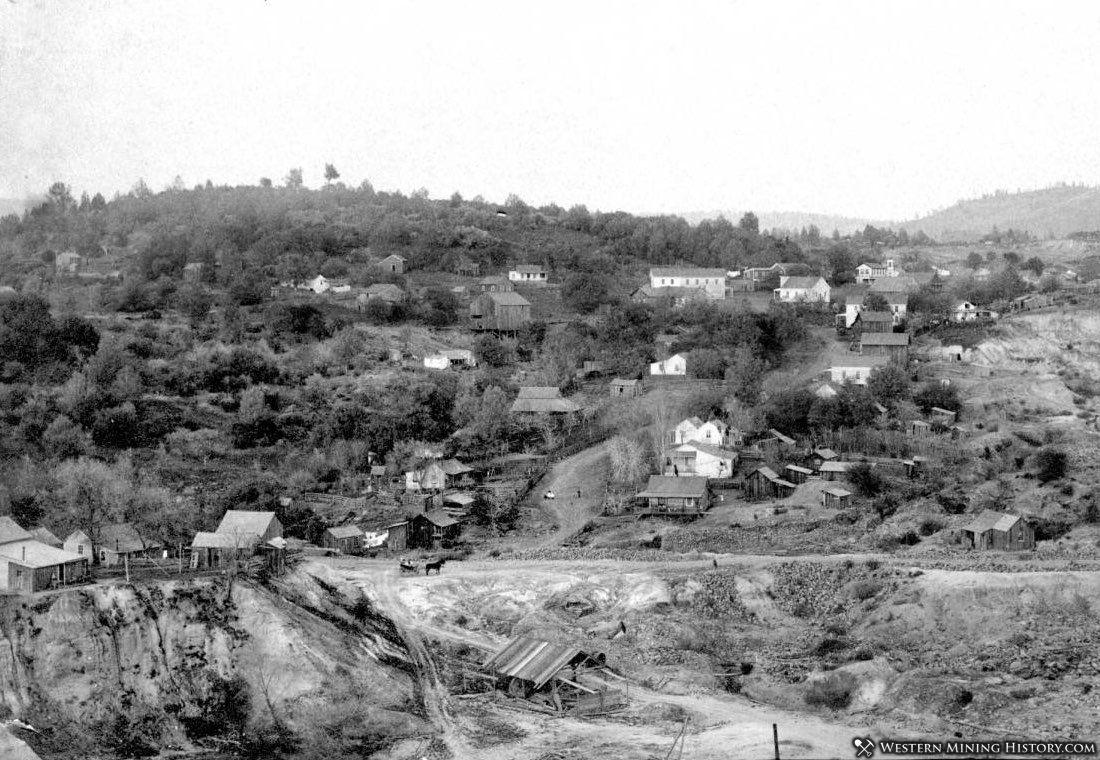 Cherokee, California ca. 1880