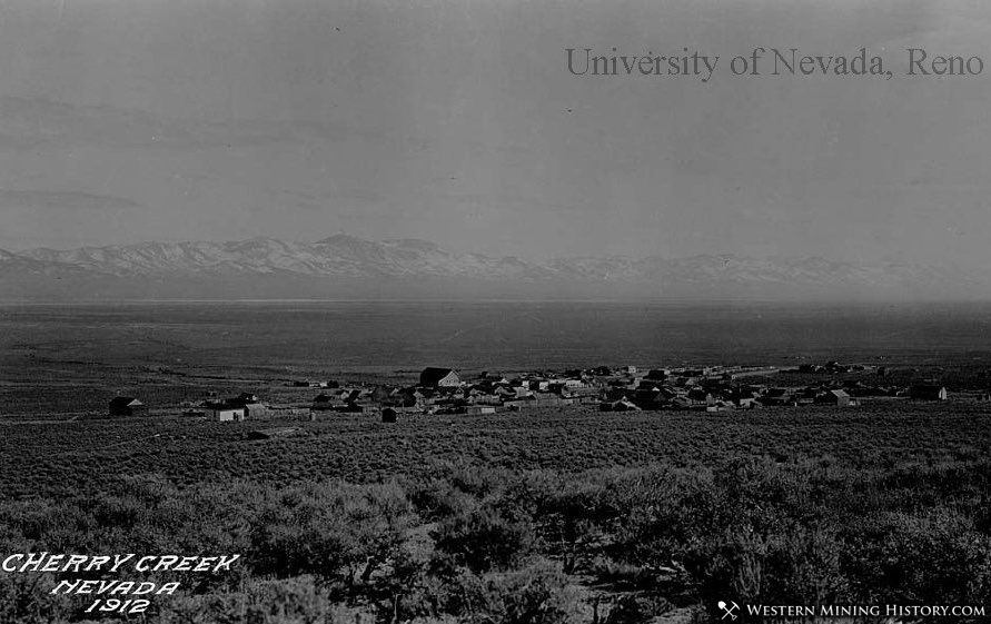 Cherry Creek Nevada 1912