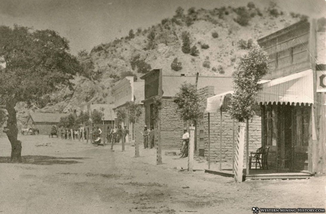 Chloride, New Mexico 1884