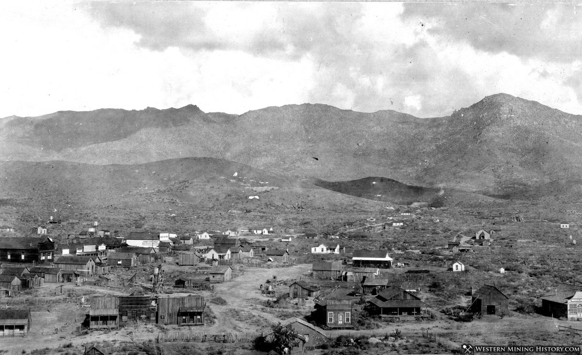 Chloride, Arizona in 1906