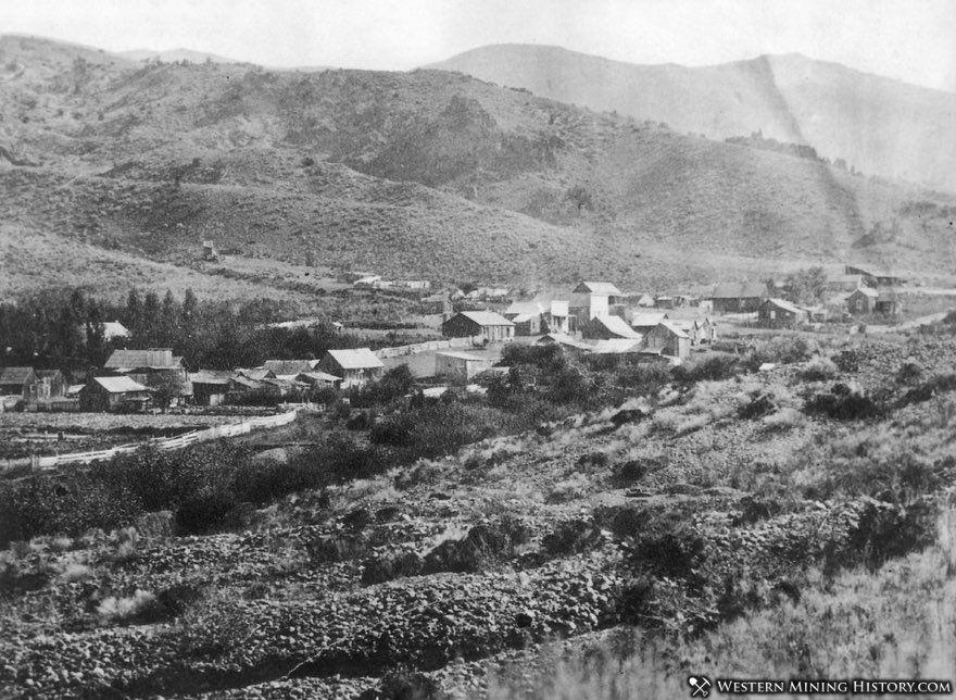 Clarksville, Oregon ca. 1900