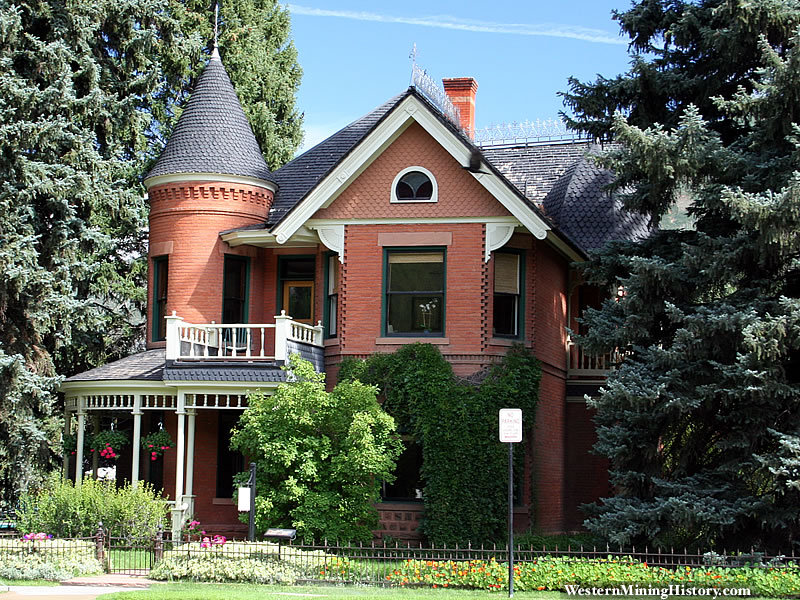 Marvelous Victorian Home Aspen Colorado Download Free Architecture Designs Ferenbritishbridgeorg