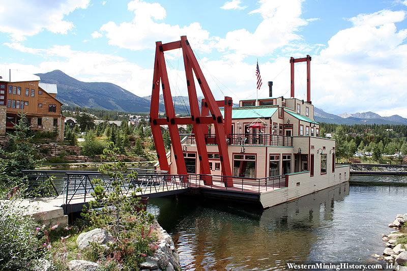 Dredge Boathouse Restaurant - Breckenridge