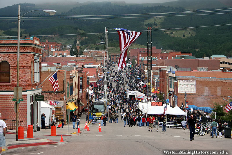 American Veterans Rally - Cripple Creek 2006