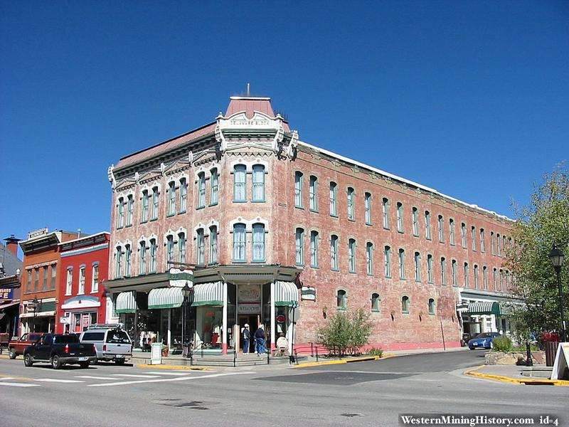 Leadville Colorado Delaware Hotel