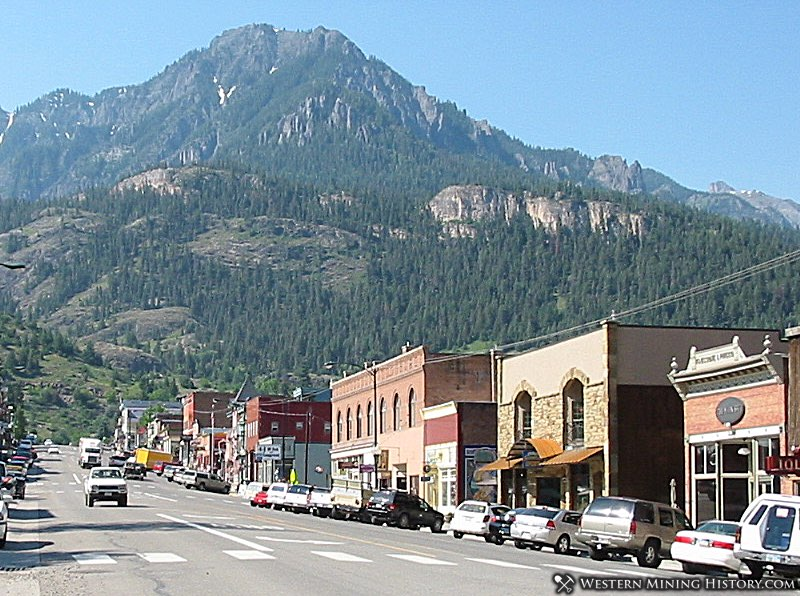 Ouray, Colorado commercial district