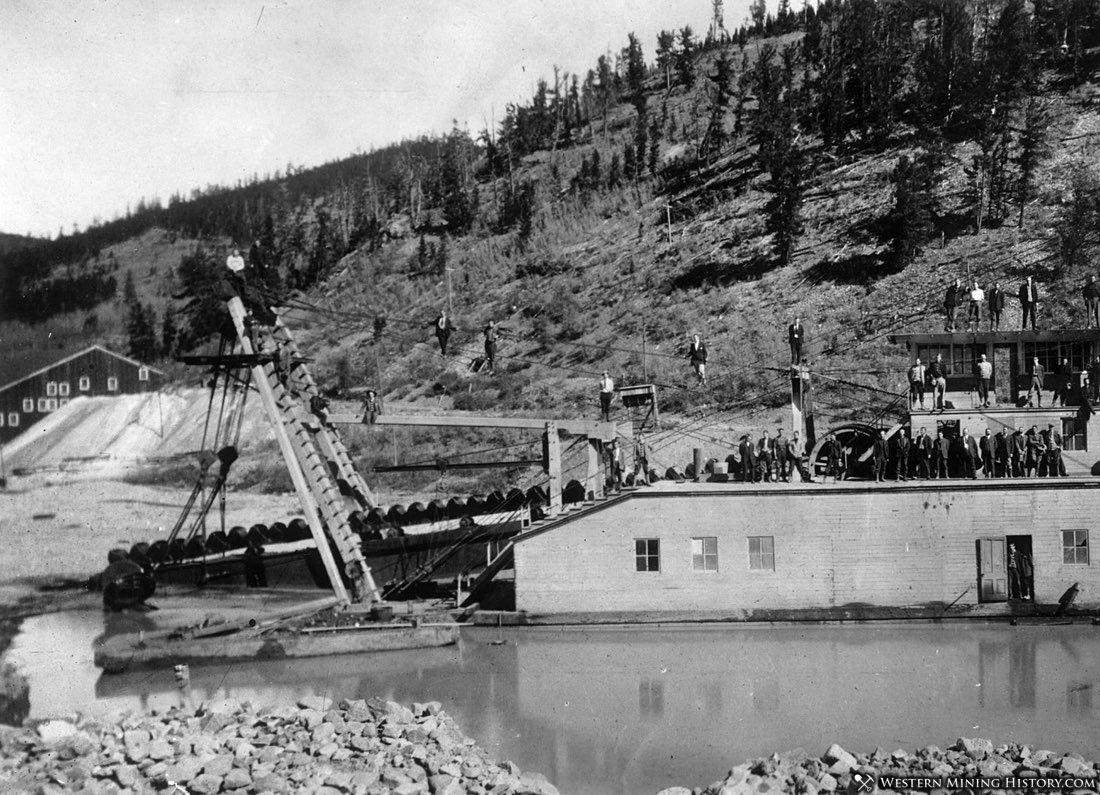 Breckenridge Colorado dredge