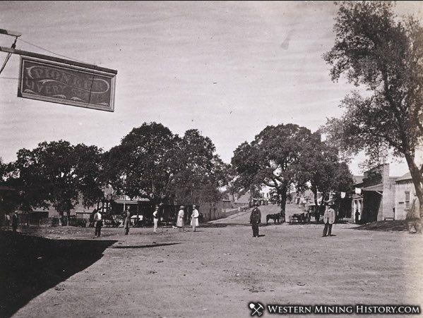 Copperopolis California 1860s