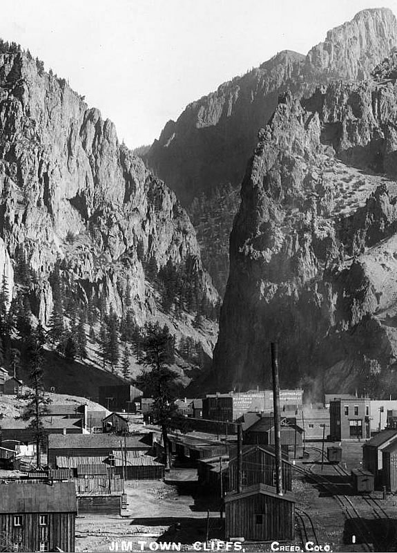 Creede Colorado 1896