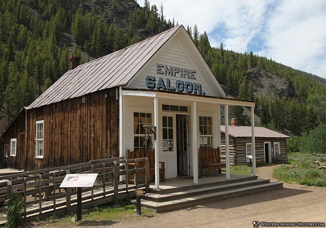Featured Mining Town: Custer, Idaho