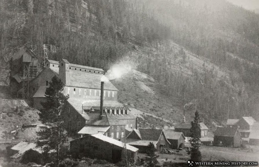 General Custer Mill - likely between 1881 and 1888
