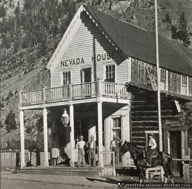 Nevada House Hotel - Custer, Idaho