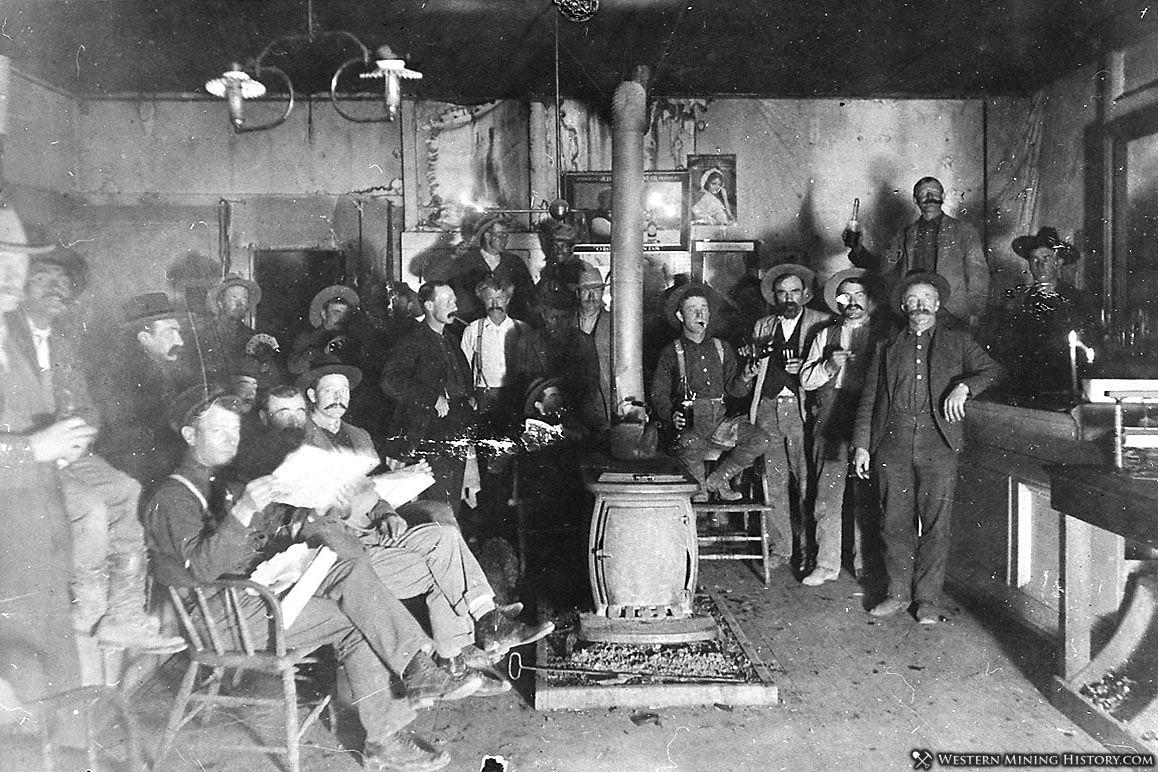 Darwin California store 1906