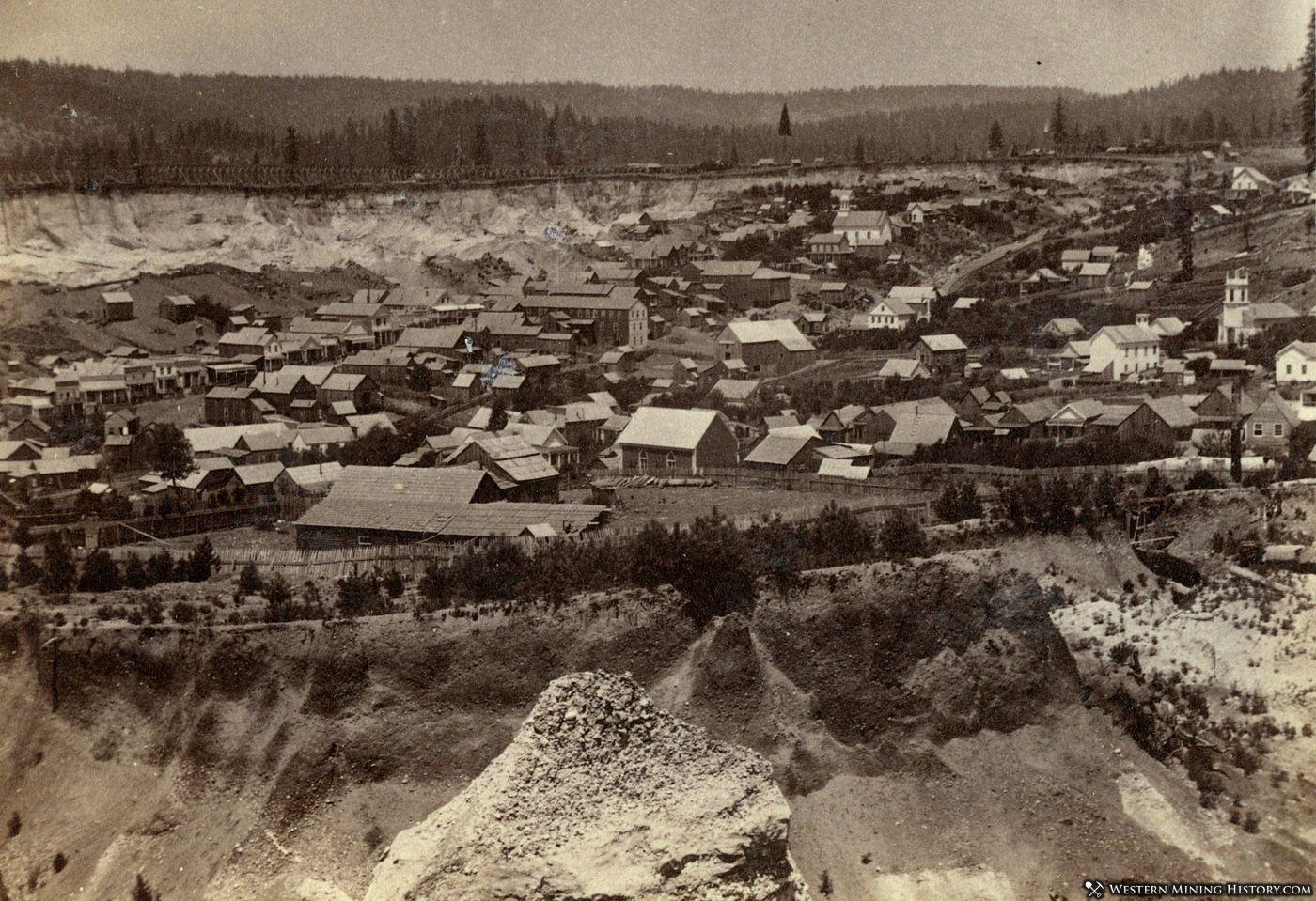 Dutch Flat California 1860s