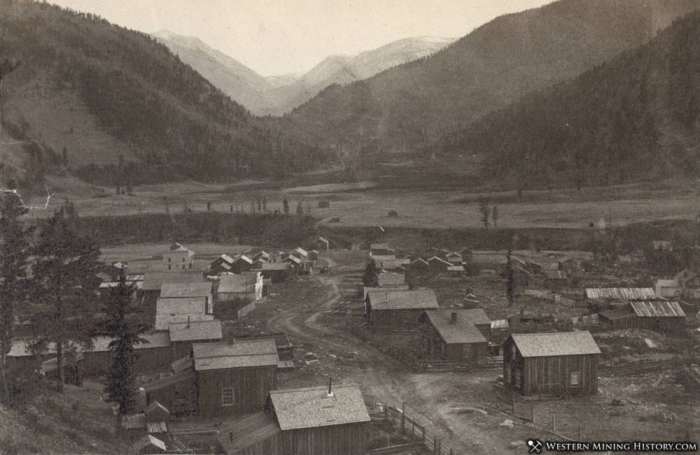 Empire, Colorado 1860s