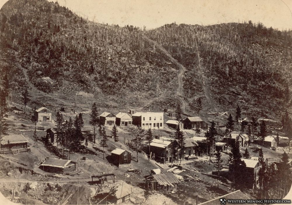 Featured Mining Town: Empire, Colorado