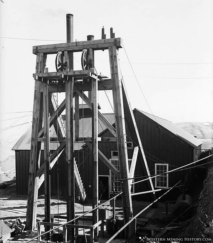 Headframe - Colorado Mining Company