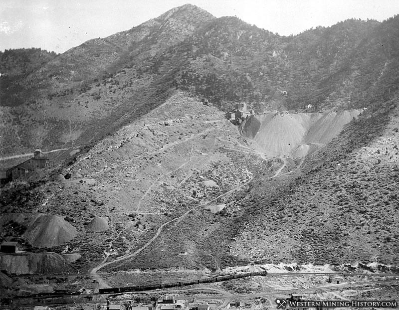 Centennial Eureka Mine 1911