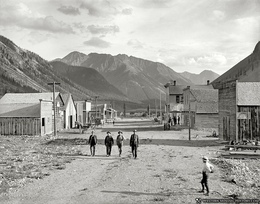 Eureka Colorado ca 1900
